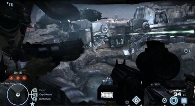 Star Wars: First Assault'un İki Videosu Yayınlandı