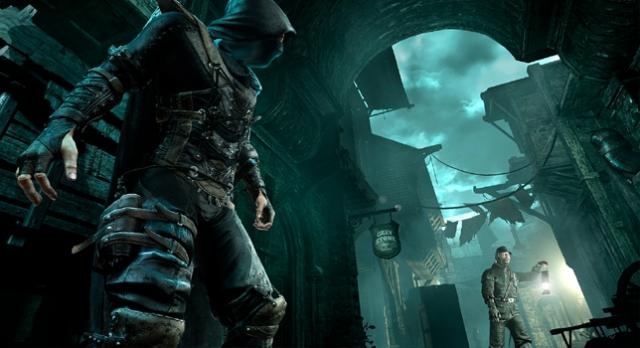 Thief 4'ü Ön Sipariş Edenlere Ek Görev Açılacak
