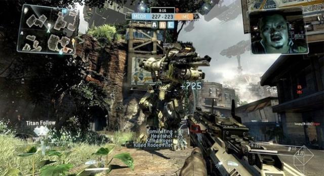 Titanfall Playstation 4 İçin Çıkabilir