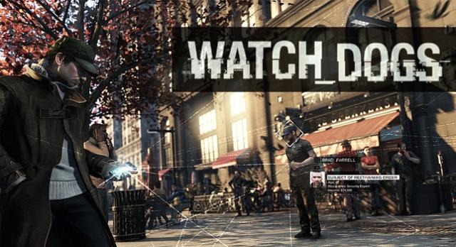 Watch Dogs'un Playstation 4 Versiyonu En İyisi Olacak