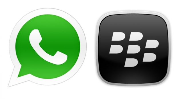 WhatsApp BlackBerry 10'a Geliyor