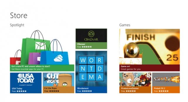 Windows 8 Uygulama Mağazasında +18 Oyunlar Olacak