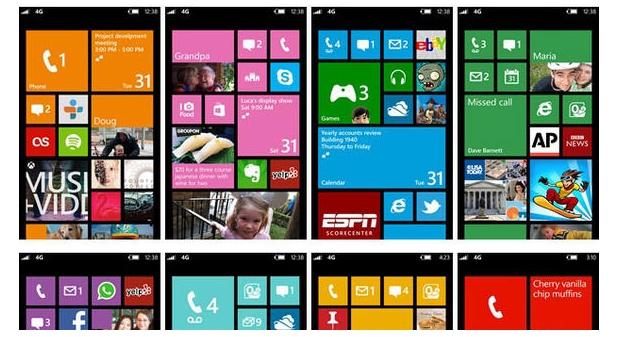 Windows Phone Satışları Geçen Yıla Göre 4 Kat Arttı