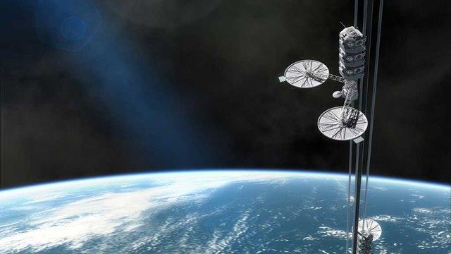 Uzay Asansörü Prototipi Tanıtıldı