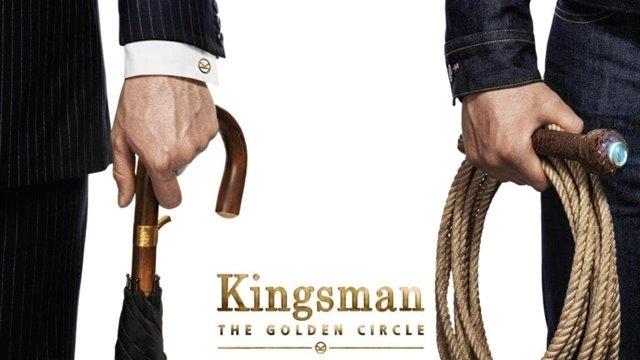 Kingsman: The Golden Circle 2'den Nefes Kesen Yeni Fragman!