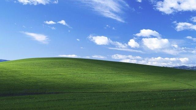 Windows XP'deki Meşhur Masaüstü Fotoğrafının Şimdiki Hali