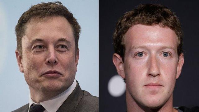 Elon Musk Ve Mark Zuckerberg Arasında Tartışma Başladı!