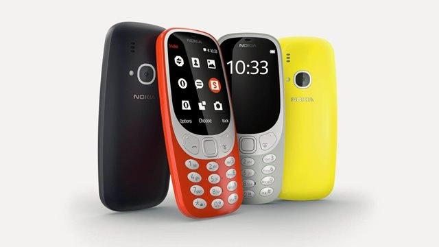 İşte Yeni Nokia 3310'un Türkiye Ve Dünya Piyasasındaki Fiyatları!