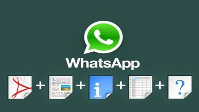 Artık WhatsApp'la Tüm Dosya Türlerini Gönderebilirsiniz