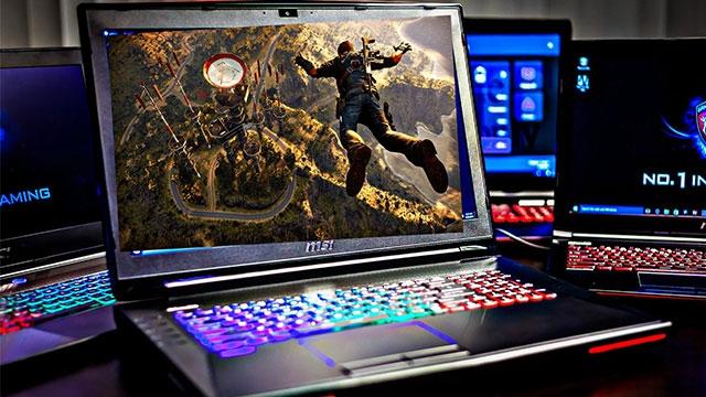 2017'nin En İyi 10 Dizüstü Oyun Bilgisayarı
