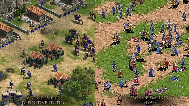 Age of Empires: Definitive Edition'ın Oynanış Videosu Yayınlandı