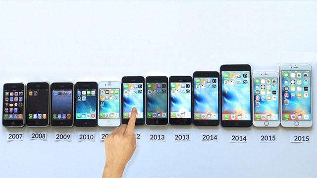 Apple 10 Yıldan Kısa Sürede 1.2 Milyar iPhone Satmayı Başardı