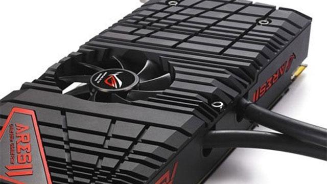 Asus, AMD RX Vega X2 Üzerinde Çalışıyor Olabilir