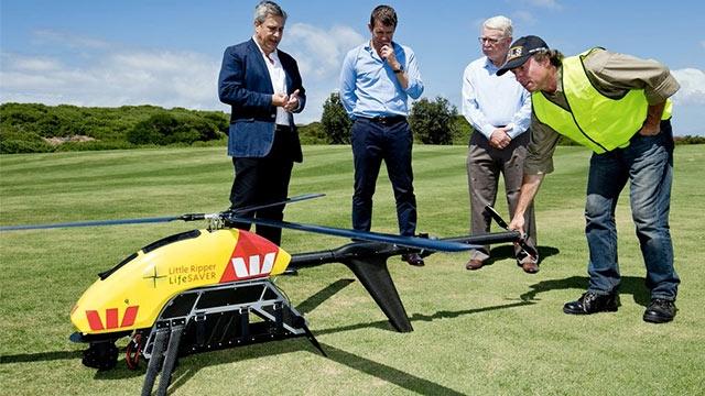 Köpek Balıkları Drone'lar İle Havadan Tespit Edilecek