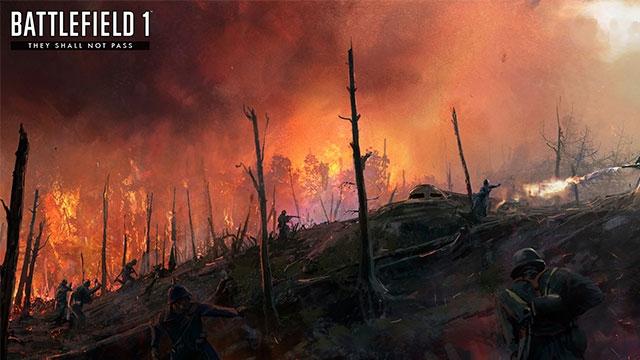 Battlefield 1'in İlk Ek Paketinin Tanıtım Videosu Yayınlandı