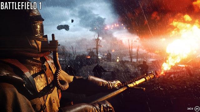 Battlefield 1'in Silah, Harita ve Bölüm İsimleri Sızdırıldı