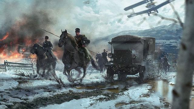 Battlefield 1'in Yeni DLC'si 'In The Name of the Tsar' Tanıtıldı