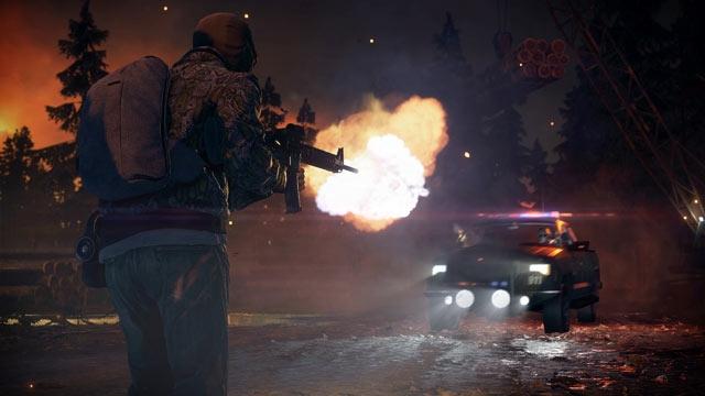 Battlefield Hardline'a Yeni Bir Ücretsiz DLC Geliyor