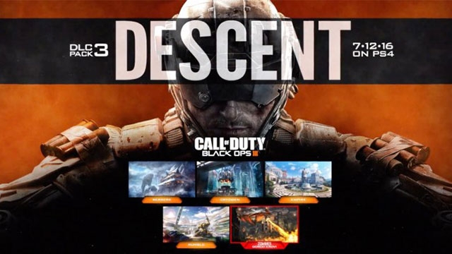 Call of Duty: Black Ops 3'ün Yeni Ek Paketi Çıktı