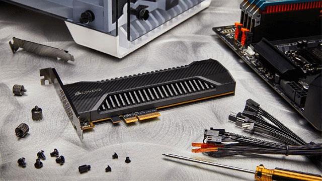 Corsair'in Bugüne Kadarki En Hızlı SSD'si Neutron NX500 Tanıtıldı