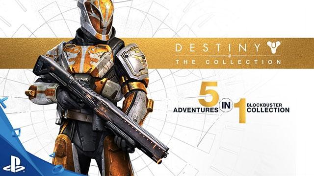 Destiny'nin The Collection Sürümü ve Fiyatı Duyuruldu