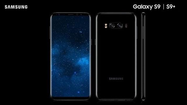 En Hızlı İnternet Samsung Galaxy S9'da Olacak