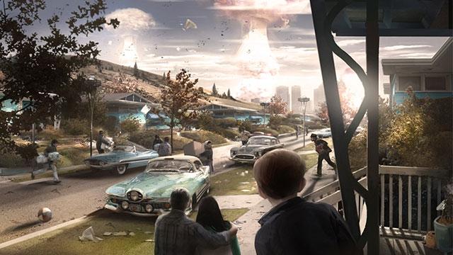 Fallout 4'e İlk Resmi Güncelleme Geldi