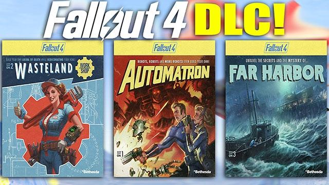 Fallout 4'ün İkinci DLC'si Wasteland Workshop Çıktı
