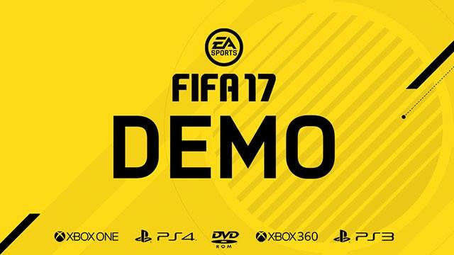 FIFA 17 Demo Sürümünde Neler Olacak?