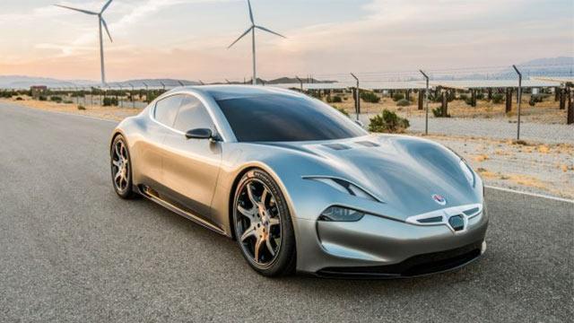 Fisker'ın Tesla'ya Rakip Elektrikli Otomobili CES 2018'de Tanıtılacak