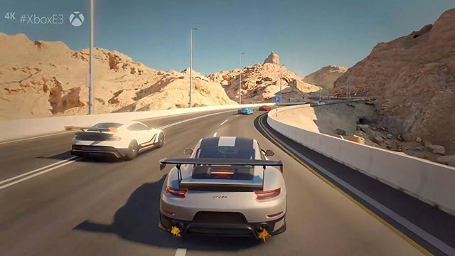 Forza Motorsport 7'nin 20 Dakikalık Oynanış Videosu Yayınlandı