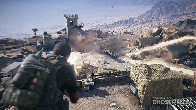 Ghost Recon Wildlands'in PS4 ve Xbox One İçin Demosu Yayınlandı