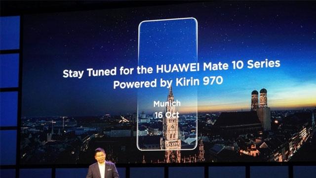 Huawei Mate 10'un Teknik Özellikleri Ortaya Çıktı