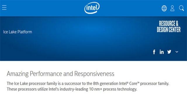 Intel'in 9.Nesil Core İşlemcileri 10nm+ Üretim Süreciyle Geliştirilecek