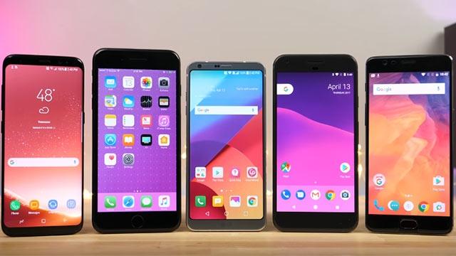 iPhone 7 Plus, 4 Büyük Android Cihaza Performans Farkı Attı