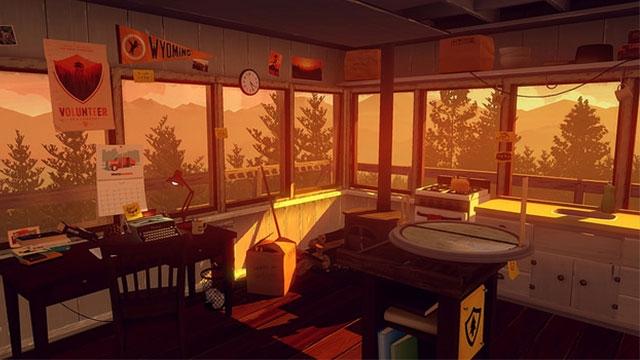 Macera Oyunu Firewatch'un 17 Dakikalık Bir Oynanış Videosu Yayınlandı