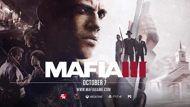 Mafia 3'ün Sistem Gereksinimleri Belli Oldu
