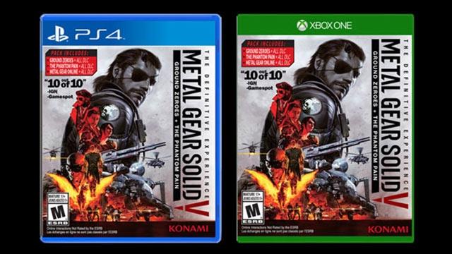 Metal Gear Solid V'in The Definitive Experience Paketinin Çıkış Videosu Yayınlandı