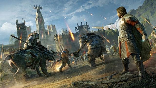 Middle-earth: Shadow of War'un 1 Saatlik Oynanış Videosu Yayınlandı