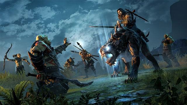 Middle-earth: Shadow of War'un Yeni Bir Videosu Yayınlandı