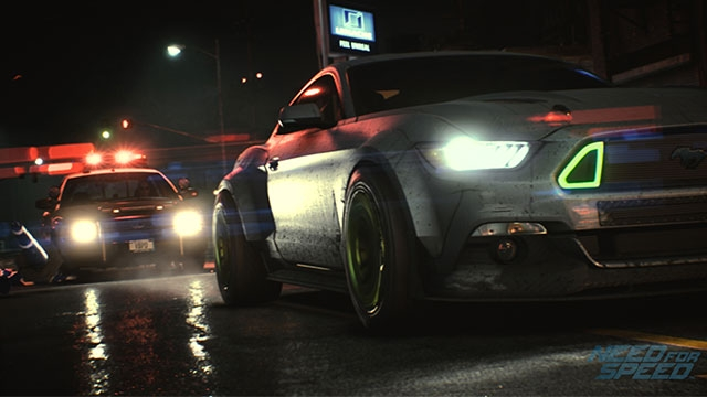 Need For Speed'in İlk 20 Dakikalık Oynanış Videosu Yayınlandı