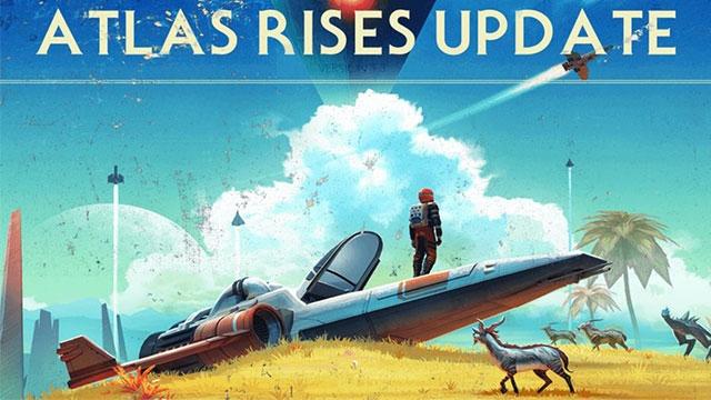 No Man's Sky'ın ''Atlas Rises'' Güncellemesi Yayınlandı