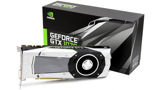 Nvidia GeForce GTX 1070 Ti Geliştiriliyor Olabilir