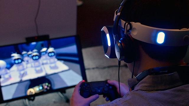 PlayStation VR Oyunlarının Kapakları Böyle Olacak
