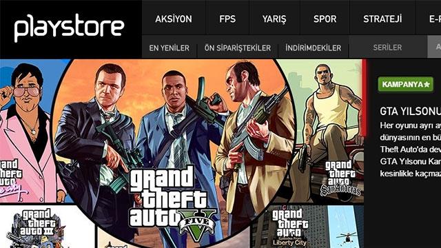Playstore'un Yılsonu Kampanyaları Başladı