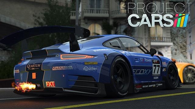 Project Cars'ın Yeni DLC'si 1960'ların Yarış Arabalarını Getiriyor