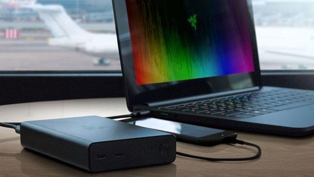 Razer, Blade Stealth Dizüstü Bilgisayarı İçin Harici USB Batarya Geliştirdi