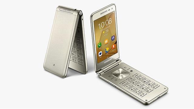 Samsung, Çin Pazarı İçin Katlanır Kapaklı Bir Akıllı Telefon Tanıtacak
