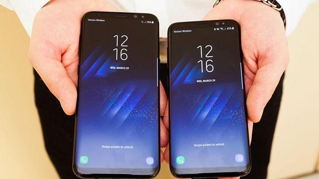 Samsung Galaxy S8, Piyasaya Çıkmadan 1 Milyon Adet Sattı