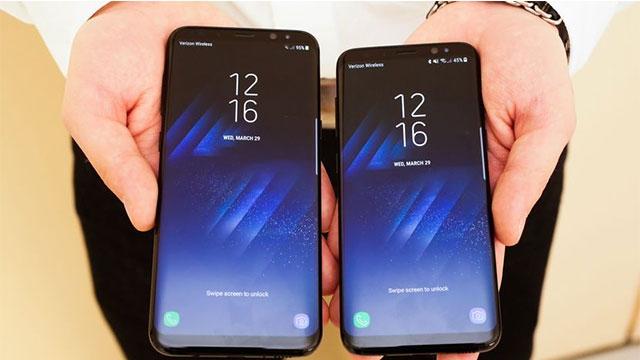 Samsung Galaxy S8'in Satış Rakamı 20 Milyonu Geçti